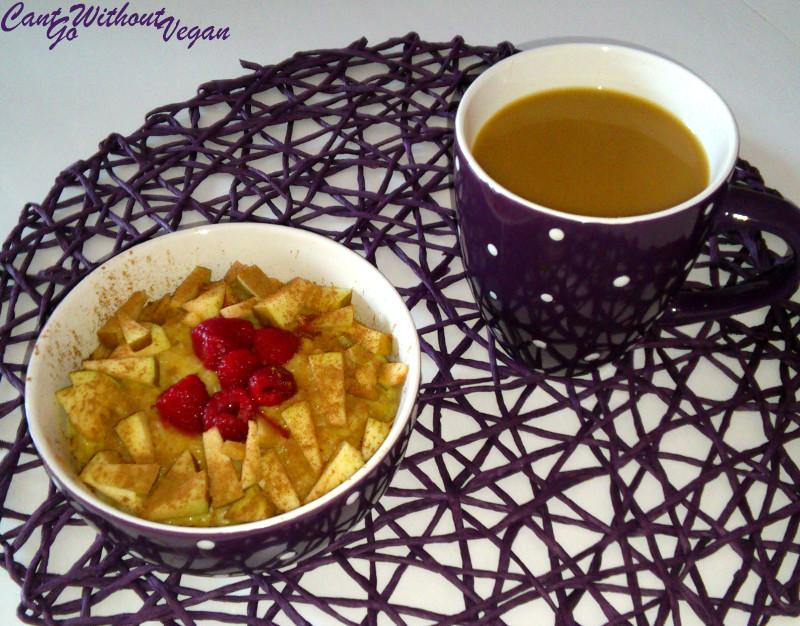 Reis-Kürbis Porridge